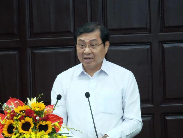 Chủ tịch Đà Nẵng: Doanh nghiệp kêu quy trình thủ tục đầu tư lâu kinh khủng - 1