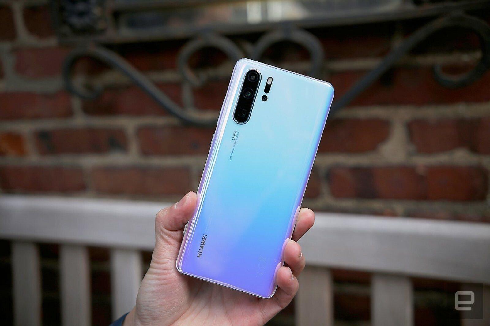 Điện thoại Huawei liệu có bị hoá thành