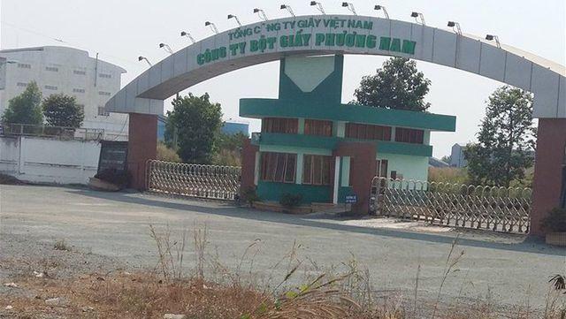 Chính phủ ứng 97 triệu USD trả nợ thay cho dự án Nhà máy giấy