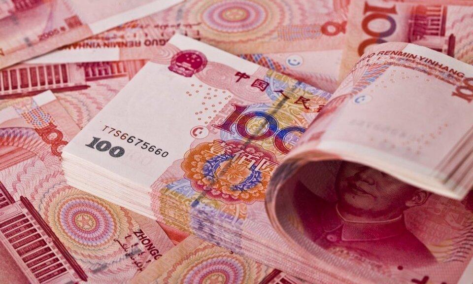 Tiền đang rời khỏi Trung Quốc