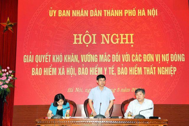 Hà Nội: 216 doanh nghiệp, đơn vị nợ BHXH hơn 711 tỉ đồng - 1