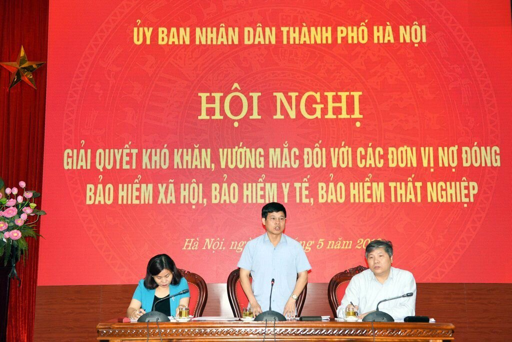 Hà Nội: 216 doanh nghiệp, đơn vị nợ BHXH hơn 711 tỉ đồng