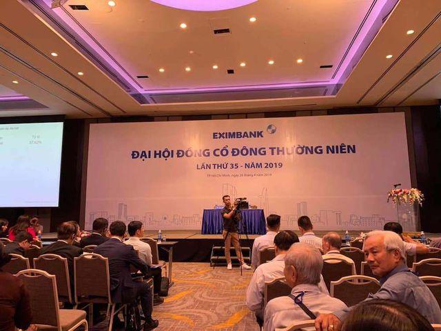 Vừa có Chủ tịch HĐQT mới, Eximbank lại tiếp tục hoãn đại hội cổ đông - 1