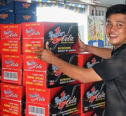 Nước tăng lực Number 1 Cola ra mắt dịp hè 2019