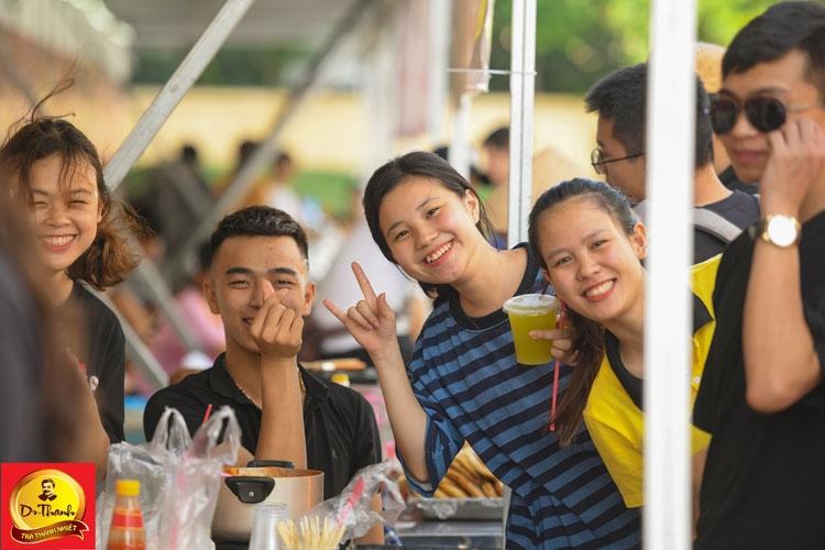 Giới trẻ Thủ đô ngóng chờ AMEE, Justa Tee trước giờ khai màn Lễ hội Phố hàng nóng