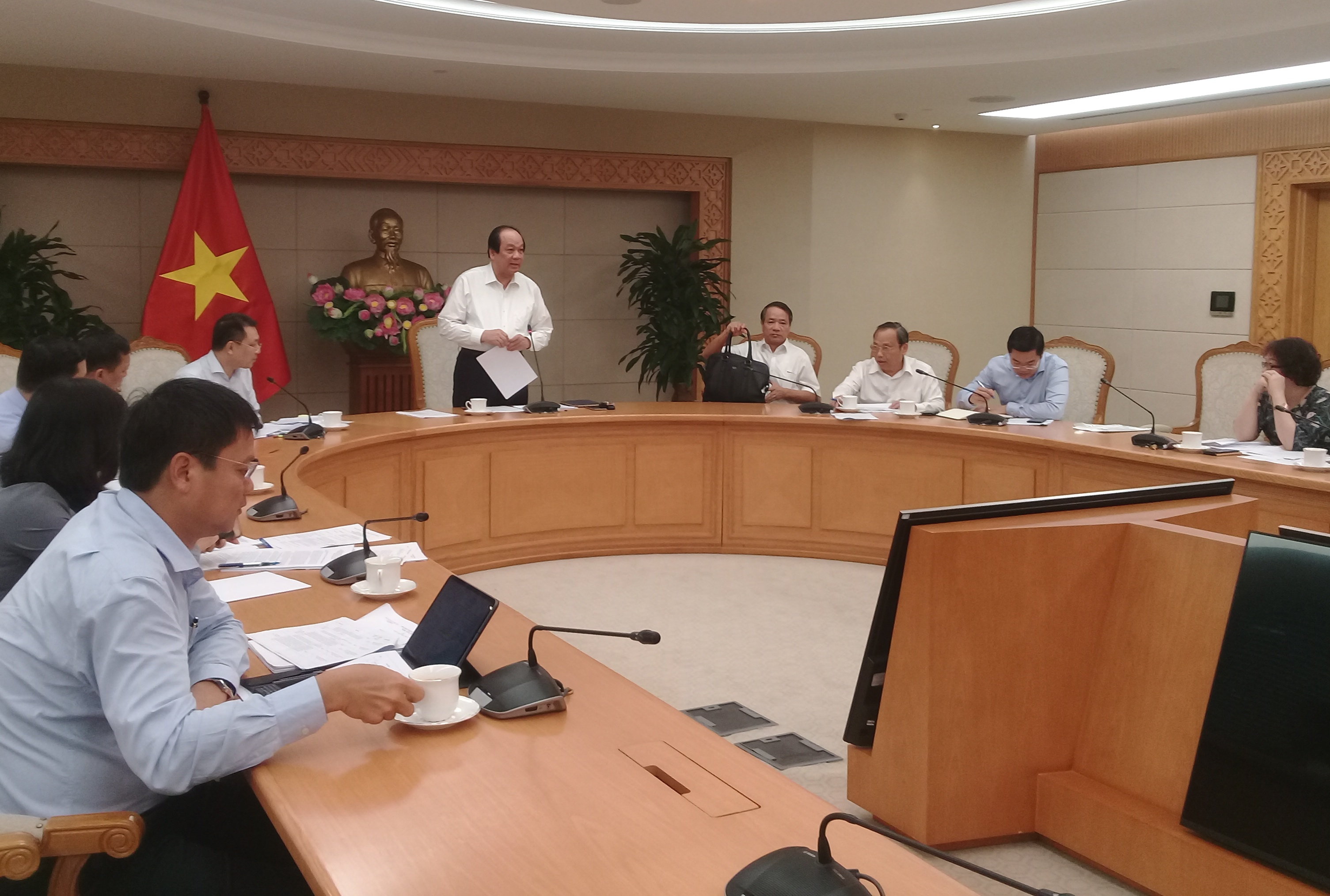 Văn phòng Chính phủ: Còn 13 Bộ, ngành nợ về các văn bản pháp luật