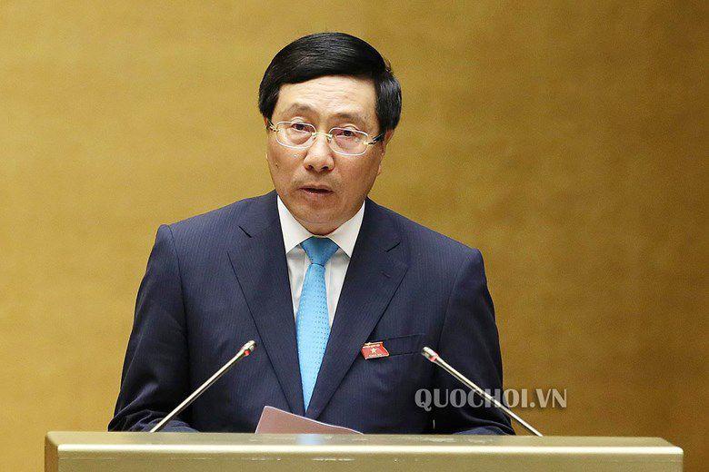 Phó Thủ tướng nói về ảnh hưởng cuộc chiến thương mại Mỹ - Trung tới Việt Nam