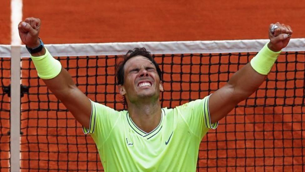 Rafael Nadal đã kiếm được bao nhiêu tiền với chức vô địch kỷ lục lần thứ 12 tại Pháp mở rộng