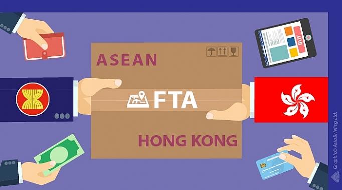 """""""Dòng tiền lớn"""" kỳ vọng sẽ tiếp tục đổ vào Việt Nam từ FTA Hong Kong - ASEAN?"""