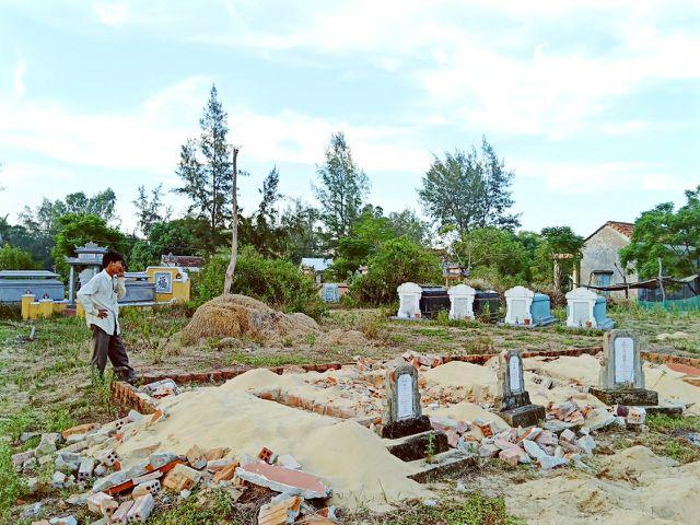 Bán đất ảo ở Quảng Nam