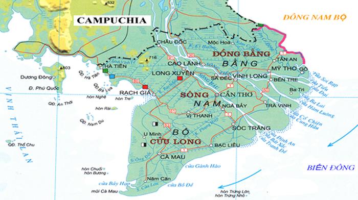 """WB: Hàng tỷ USD """"chảy"""" vào khu vực Đồng bằng Sông Cửu Long"""