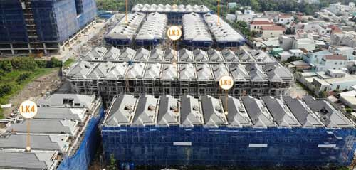 """HoREA: Nhiều dự án vướng đất xen cài như vụ 110 biệt thự xây """"lụi"""" tại TPHCM"""