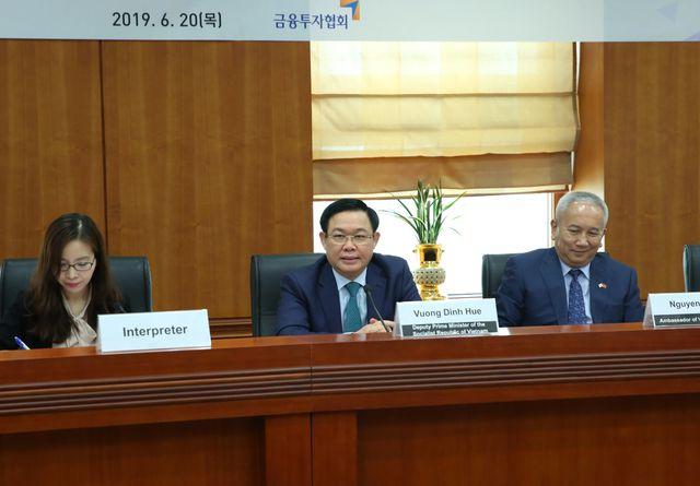 Ông Park Hang Seo được nhắc tới trong hợp tác kinh tế Việt - Hàn - 1
