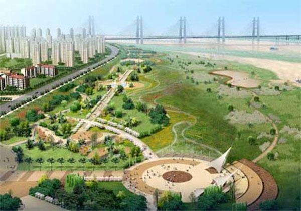 Dự án Thành phố ven sông Hồng: Xây hàng trăm chung cư cao tầng là không ổn