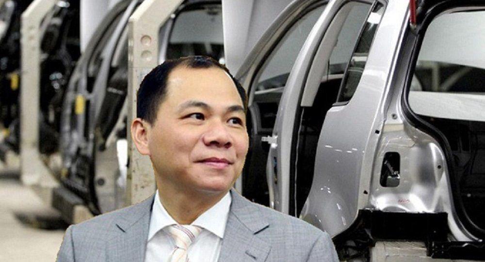 """Bán ô tô cho người Việt """"không lợi nhuận"""", ông Phạm Nhật Vượng lại gây bất ngờ"""