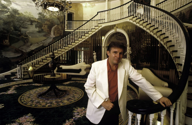 Bên trong tòa biệt thự đầu tiên của Tổng thống Donald Trump có giá 30 triệu bảng - 3