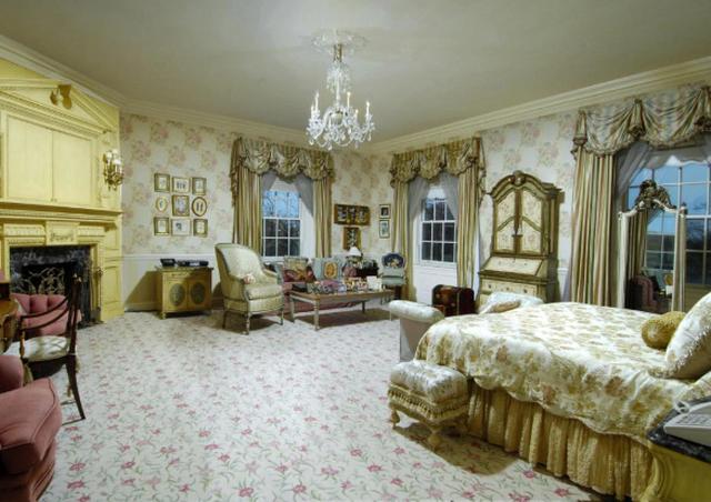 Bên trong tòa biệt thự đầu tiên của Tổng thống Donald Trump có giá 30 triệu bảng - 5