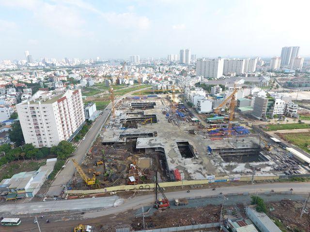 Sau Green Star Sky Garden, đến lượt Raemian Galaxy City bị phát hiện... xây lụi - 4
