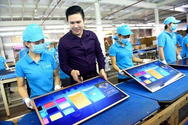 Thủ tướng yêu cầu xác minh Asanzo nhập hàng Trung Quốc gắn nhãn Việt Nam - 1
