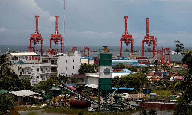 Trung Quốc đổ tiền vào Sihanoukville: Dân Campuchia không bén mảng đến các sòng bài - 2