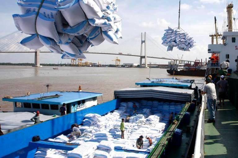 Trung Quốc giảm nhập, xuất khẩu gạo của Việt Nam trở lên khó khăn