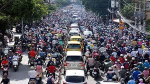 Châu Âu đề nghị Việt Nam cân nhắc cấm xe máy ở thành phố lớn năm 2030