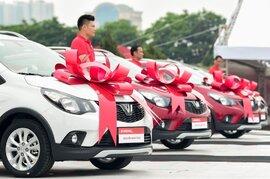 Giành giật thị phần, ô tô mua càng sớm, giá càng rẻ