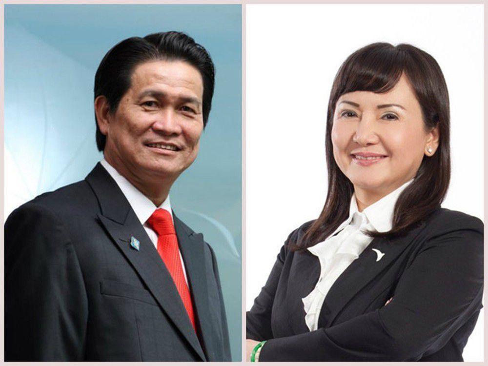 Người vợ quyền lực của ông Đặng Văn Thành vừa chi hàng trăm tỷ đồng mua cổ phiếu