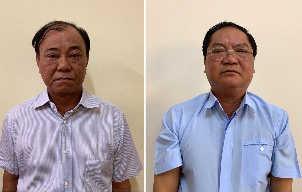 Bắt giam nguyên Tổng giám đốc Tổng công ty nông nghiệp Sài Gòn