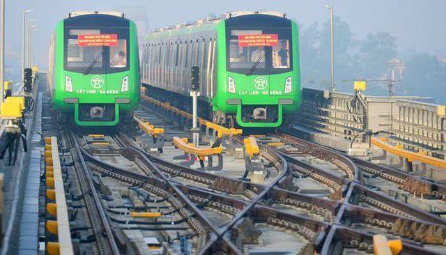 Dự án đường sắt Cát Linh - Hà Đông đội vốn là do Bộ Giao thông - 1