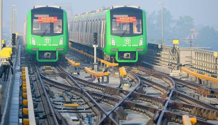 Dự án đường sắt Cát Linh - Hà Đông đội vốn là do Bộ Giao thông