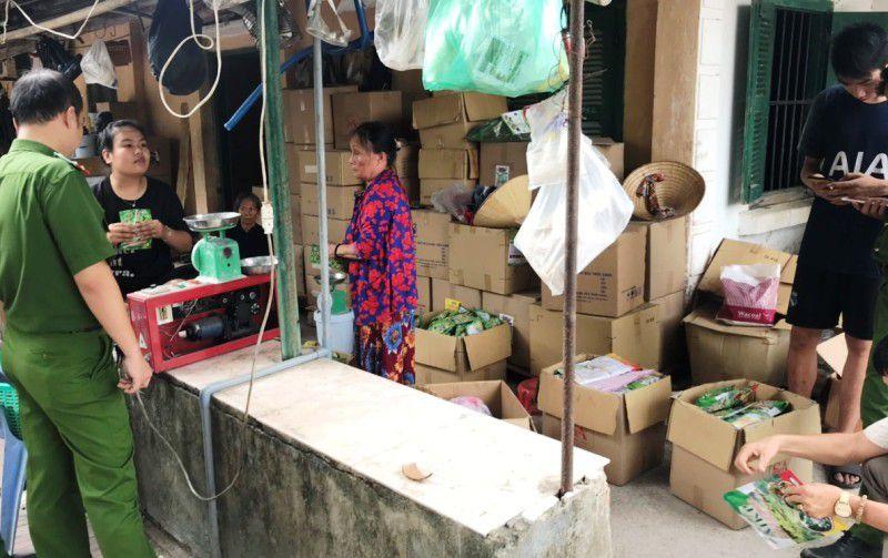 Hàng tấn phân bón giả suýt tung ra thị trường