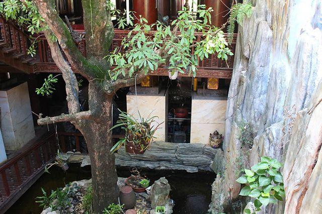 """Khám phá ngôi nhà gỗ 5 tầng """"độc nhất vô nhị"""" của lão gia ở Hà Tĩnh - 11"""