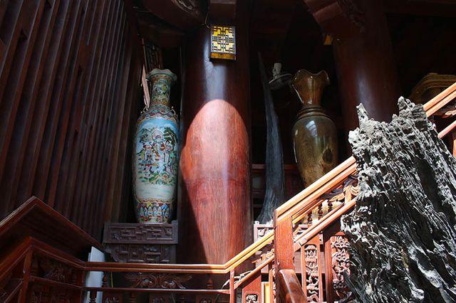 """Khám phá ngôi nhà gỗ 5 tầng """"độc nhất vô nhị"""" của lão gia ở Hà Tĩnh - 13"""