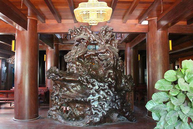"""Khám phá ngôi nhà gỗ 5 tầng """"độc nhất vô nhị"""" của lão gia ở Hà Tĩnh - 23"""