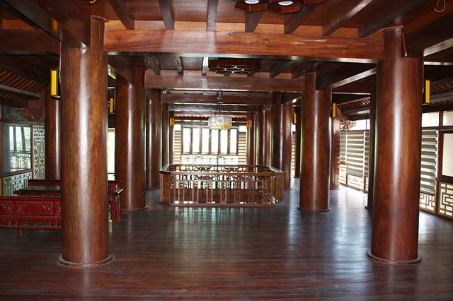 """Khám phá ngôi nhà gỗ 5 tầng """"độc nhất vô nhị"""" của lão gia ở Hà Tĩnh - 5"""