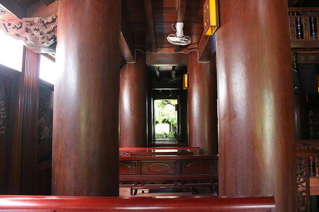 """Khám phá ngôi nhà gỗ 5 tầng """"độc nhất vô nhị"""" của lão gia ở Hà Tĩnh - 6"""