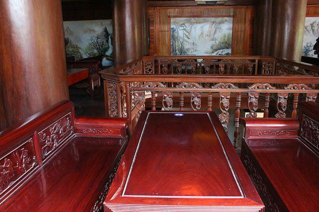 """Khám phá ngôi nhà gỗ 5 tầng """"độc nhất vô nhị"""" của lão gia ở Hà Tĩnh - 7"""