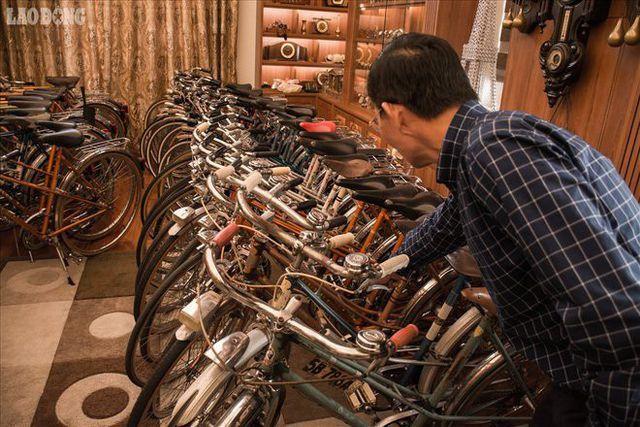 Những chiếc xe đạp cổ giá bằng cả chiếc ô tô - 1