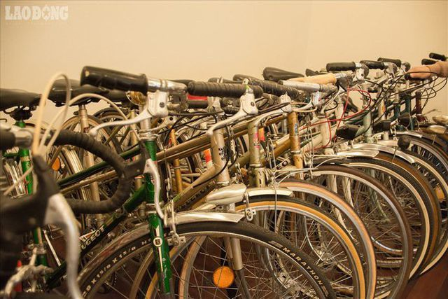 Những chiếc xe đạp cổ giá bằng cả chiếc ô tô - 2