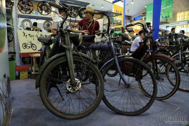 Những chiếc xe đạp cổ giá bằng cả chiếc ô tô - 12