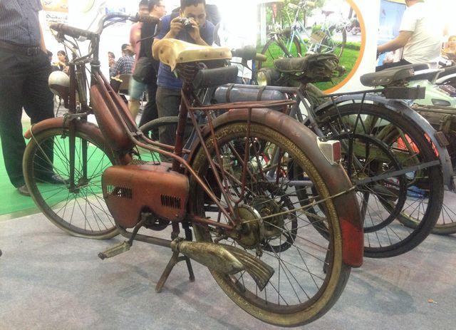 Những chiếc xe đạp cổ giá bằng cả chiếc ô tô - 14