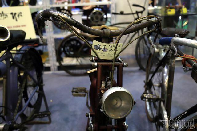 Những chiếc xe đạp cổ giá bằng cả chiếc ô tô - 16