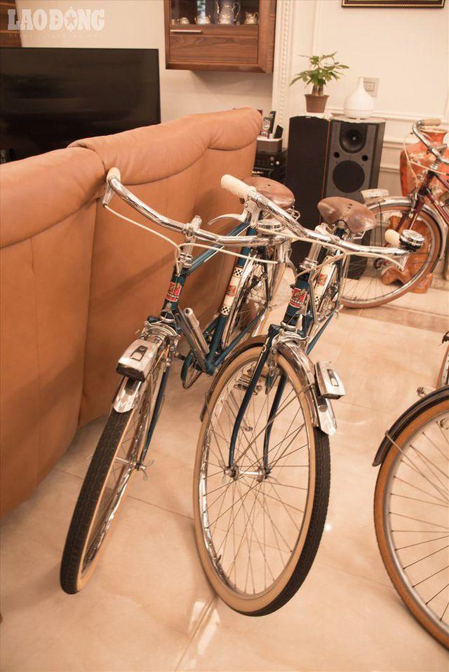 Những chiếc xe đạp cổ giá bằng cả chiếc ô tô - 4