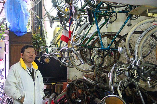 Những chiếc xe đạp cổ giá bằng cả chiếc ô tô - 5