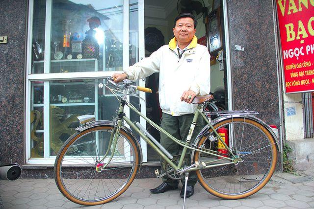 Những chiếc xe đạp cổ giá bằng cả chiếc ô tô - 6
