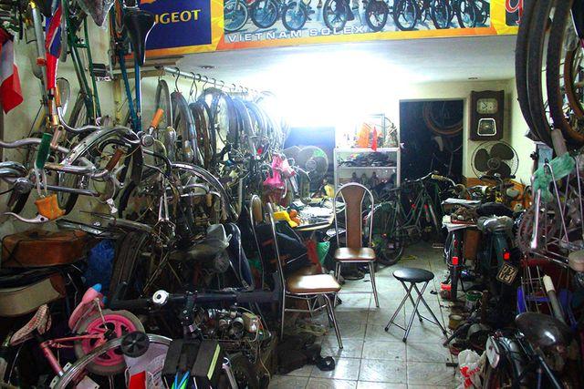 Những chiếc xe đạp cổ giá bằng cả chiếc ô tô - 7