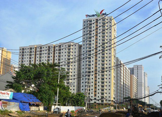 Chuyển nhượng hàng nghìn căn hộ sai luật ở dự án New City Thủ Thiêm