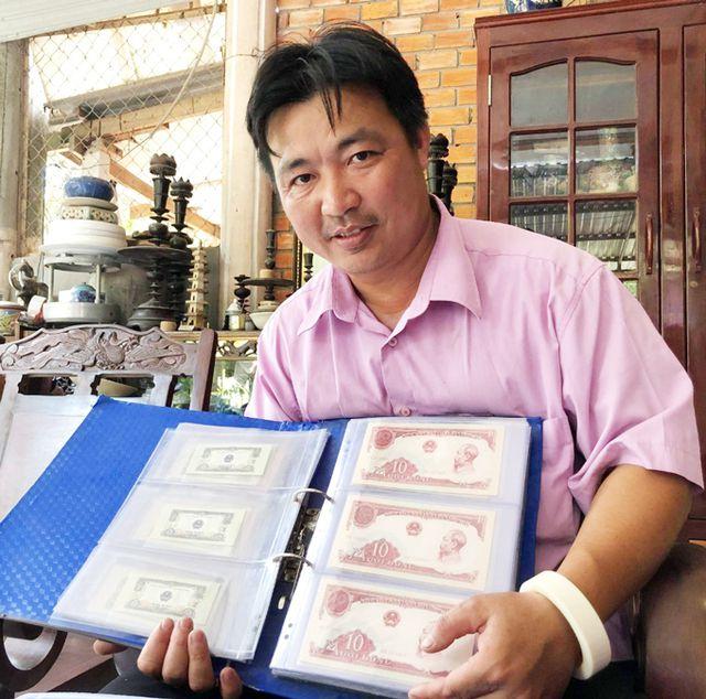 300 bộ tiền xưa Việt Nam vô cùng độc lạ hiếm của thầy giáo An Giang - 2
