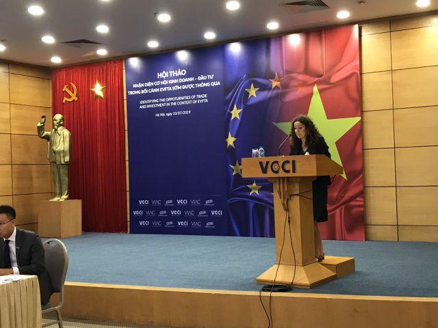 """""""Mời doanh nghiệp Việt nghe tư vấn xuất khẩu cứ như đi xin họ"""" - 1"""